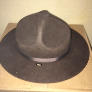 Stratton Self Forming Sheriff Hat Size 7.5